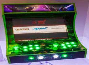 Arcade Bartop Ninja Turtles Τheme