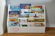 Stand βιβλίων για παιδικό δωμάτιο